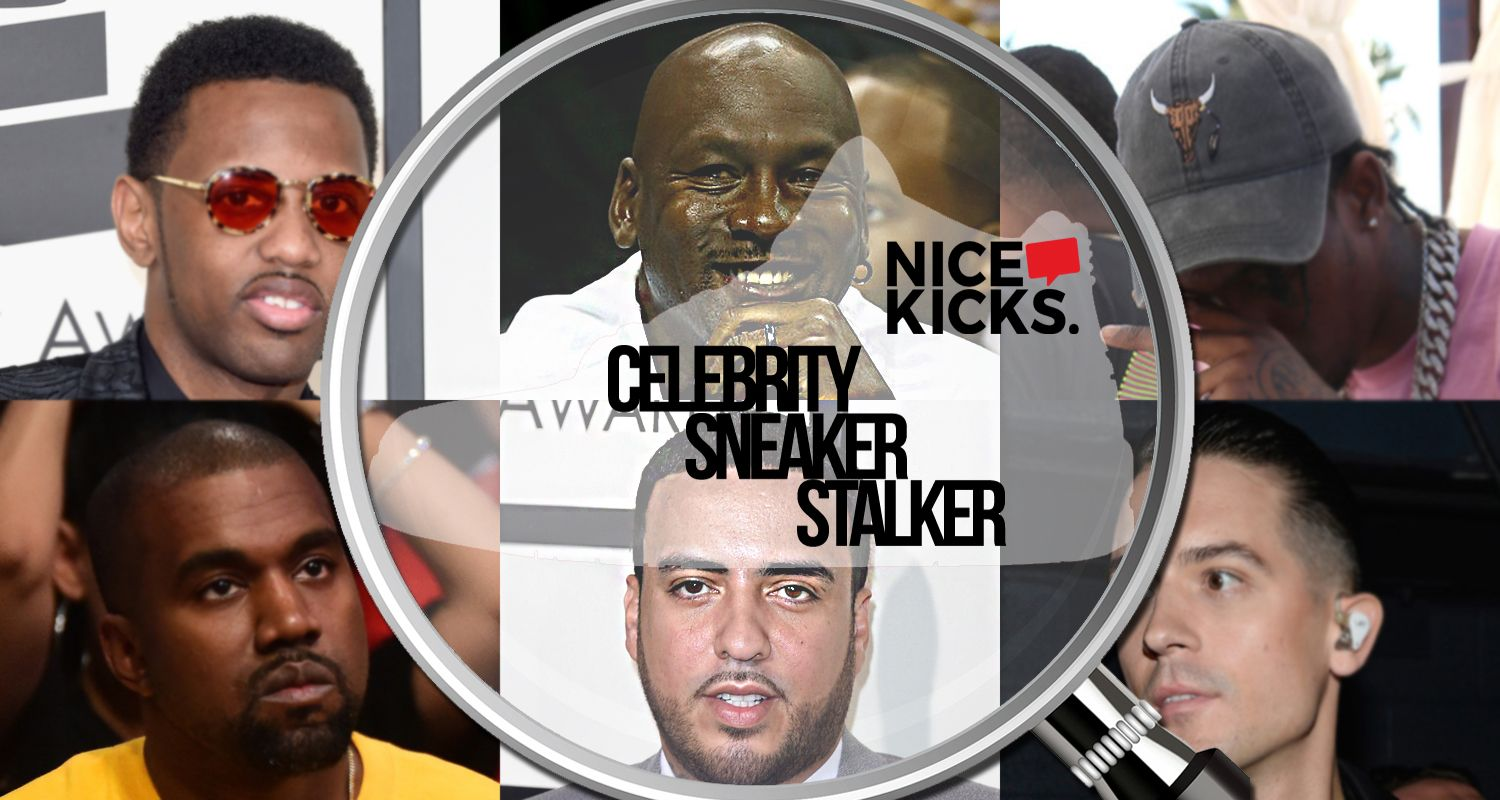 Celebrity Sneaker Stalker on http://SneakersCartel.com | #sneakers #shoes #kicks #jordan #lebron #nba #nike #adidas #reebok #airjordan #sneakerhead #fashion #sneakerscartel