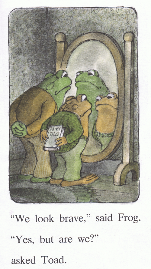 frog and toad are friends illustrated by arnold lobel once