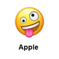 Meaning Of Crazy Face Emoji Wtf Face Emoji Emoji Design