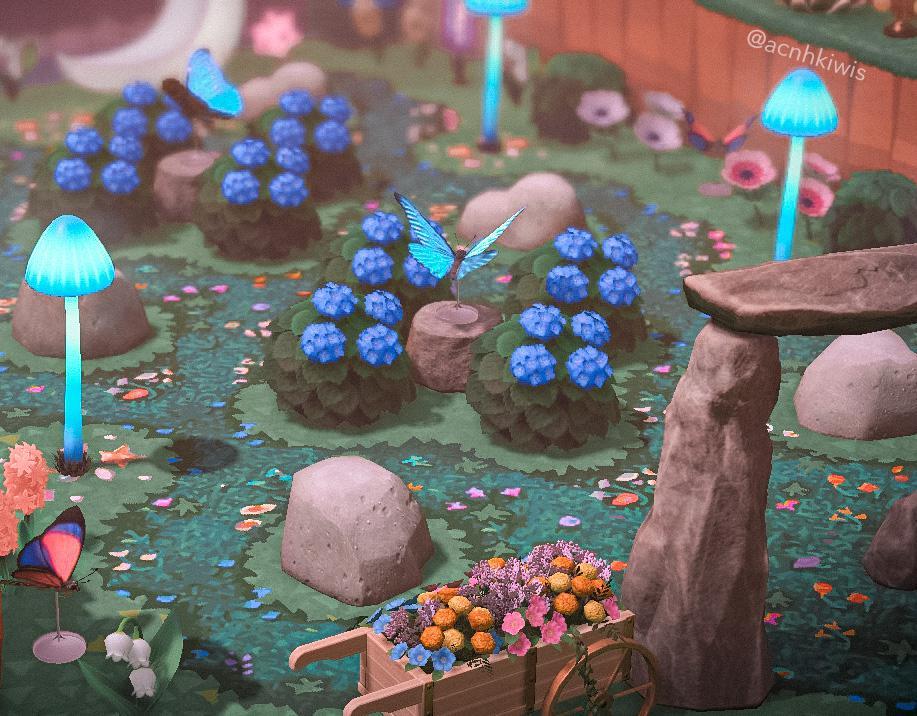 Rock Garden Ideas Acnh