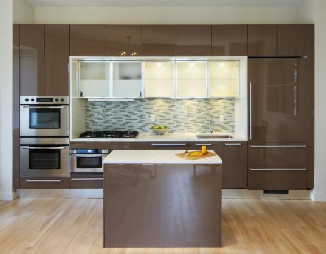 Flat Kitchen Cabinet Doors Ideas - YouTube