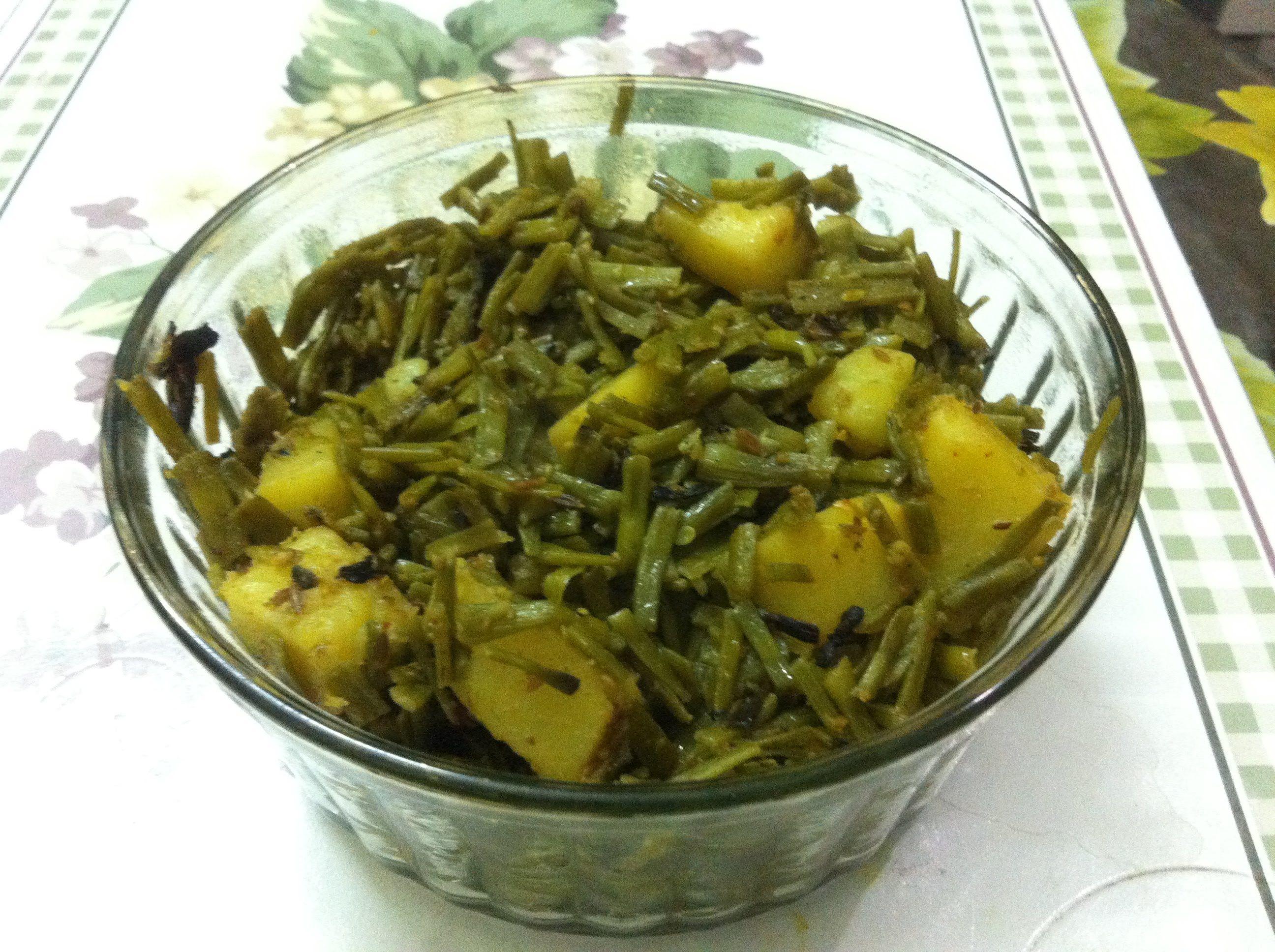 Aloo moongre sabji recipe indian recipes pinterest vegetable aloo moongre sabji recipe forumfinder Choice Image