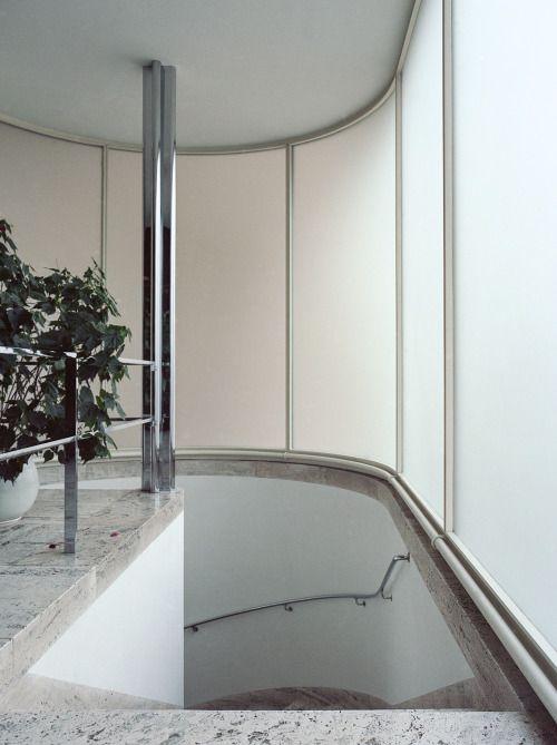 Villa Tugendhat, Brno (1929-30) | Ludwig Mies van der Rohe