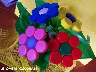 presentazione migliori prezzi orologio Lavoretti Con Tappi Bottiglie Di Plastica