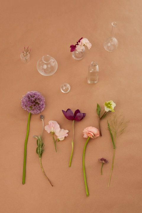 Spring Floral Arrangements - DIY Flower Arrangements