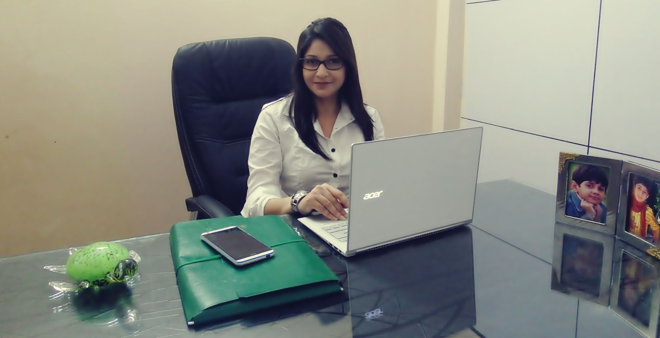 Dr Suparna Sengupta At Her Online Counselling Session