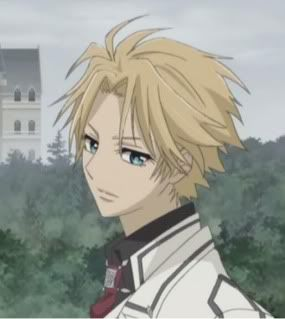 Day 17 Favorite Male Supporting Character Aido Hanabusa From