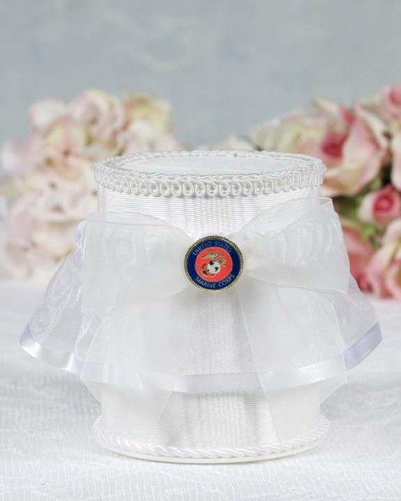 Air Force Wedding Garter: Military Wedding Garter