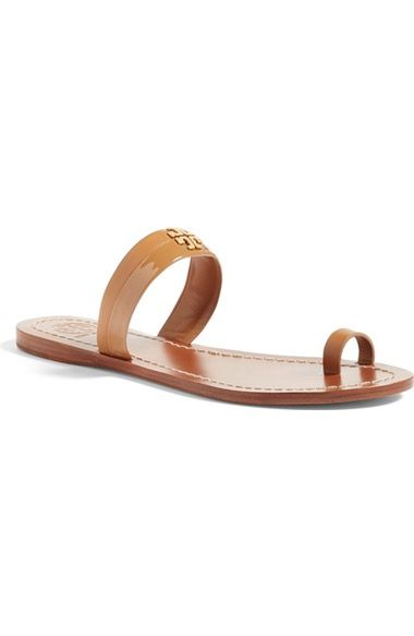08e28a84e48274 Tory Burch Jolie Toe Ring Sandal (Women) available at  Nordstrom ...