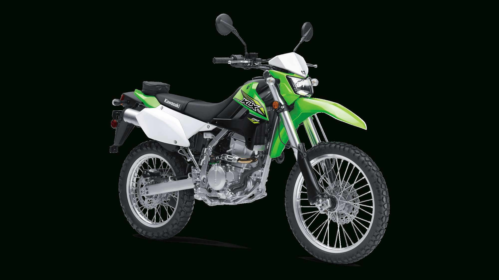 2018 Kawasaki 250 Dual Sport Concept and Review from 2018