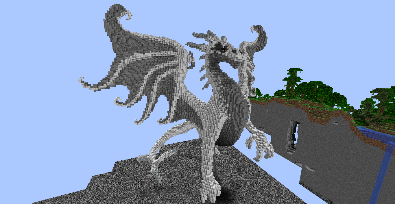 Minecraft Dragon Buildings Google Minecraft
