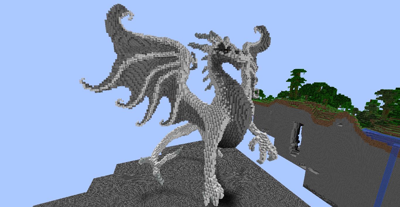 Minecraft Dragon Buildings Google Minecraft
