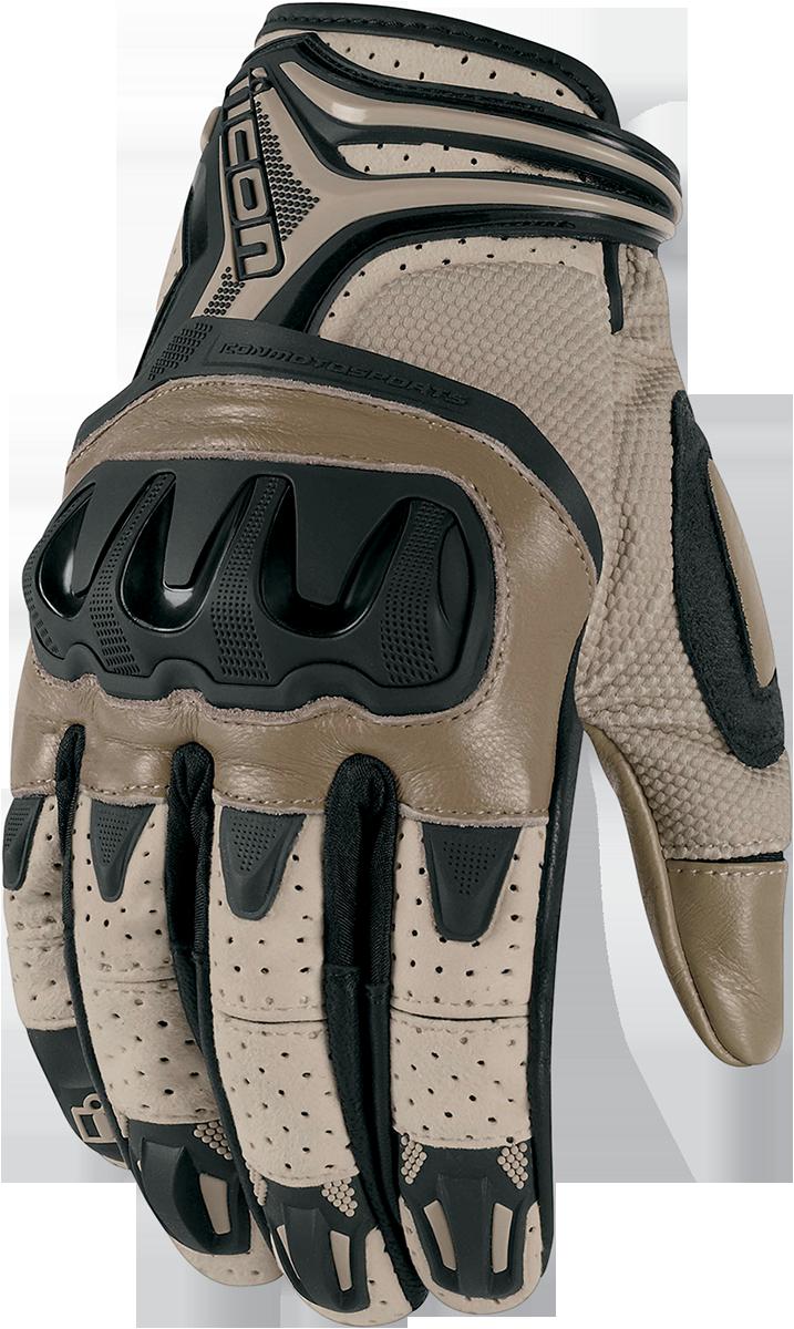 Overlord Resistance Glove Battlescar Combat gear
