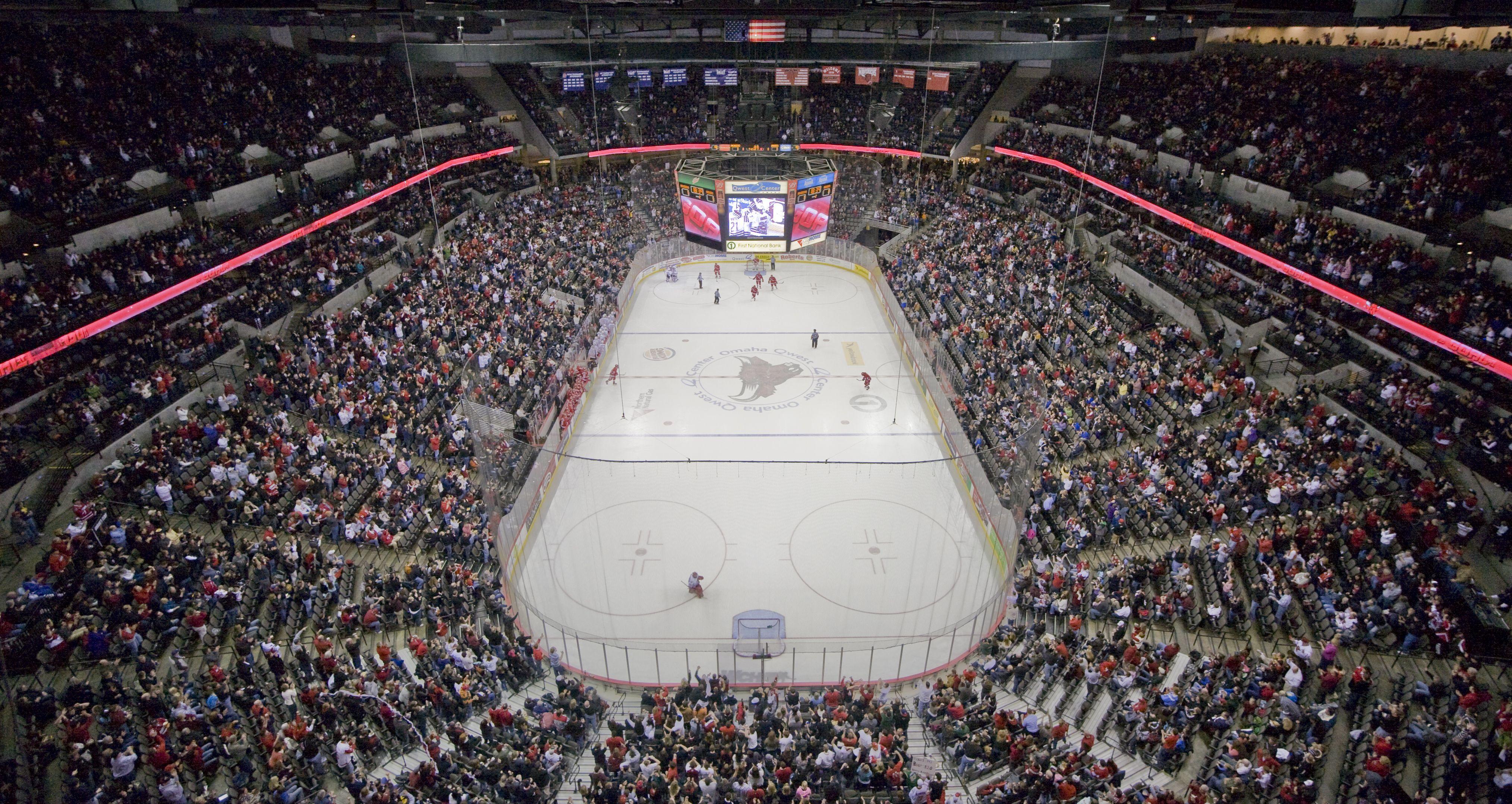 Centurylink Center Omaha >> Centurylink Center Omaha Media Storytelling Spring 2013 Hockey
