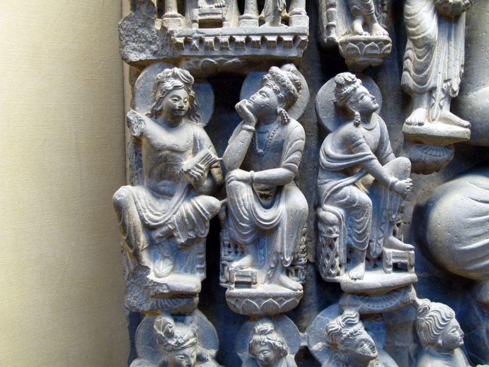 gandhara school of art and architecture