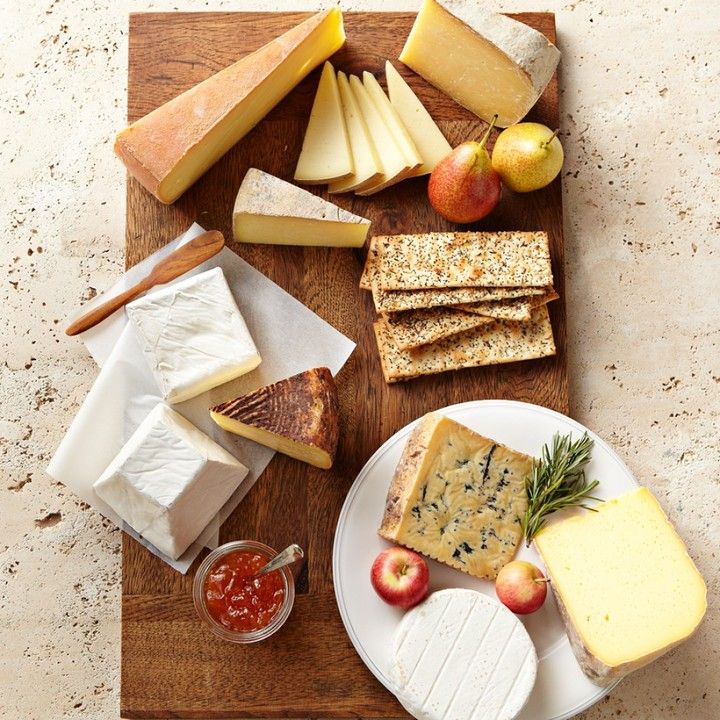 For the foodie: Three Months of Artisan American Cheese