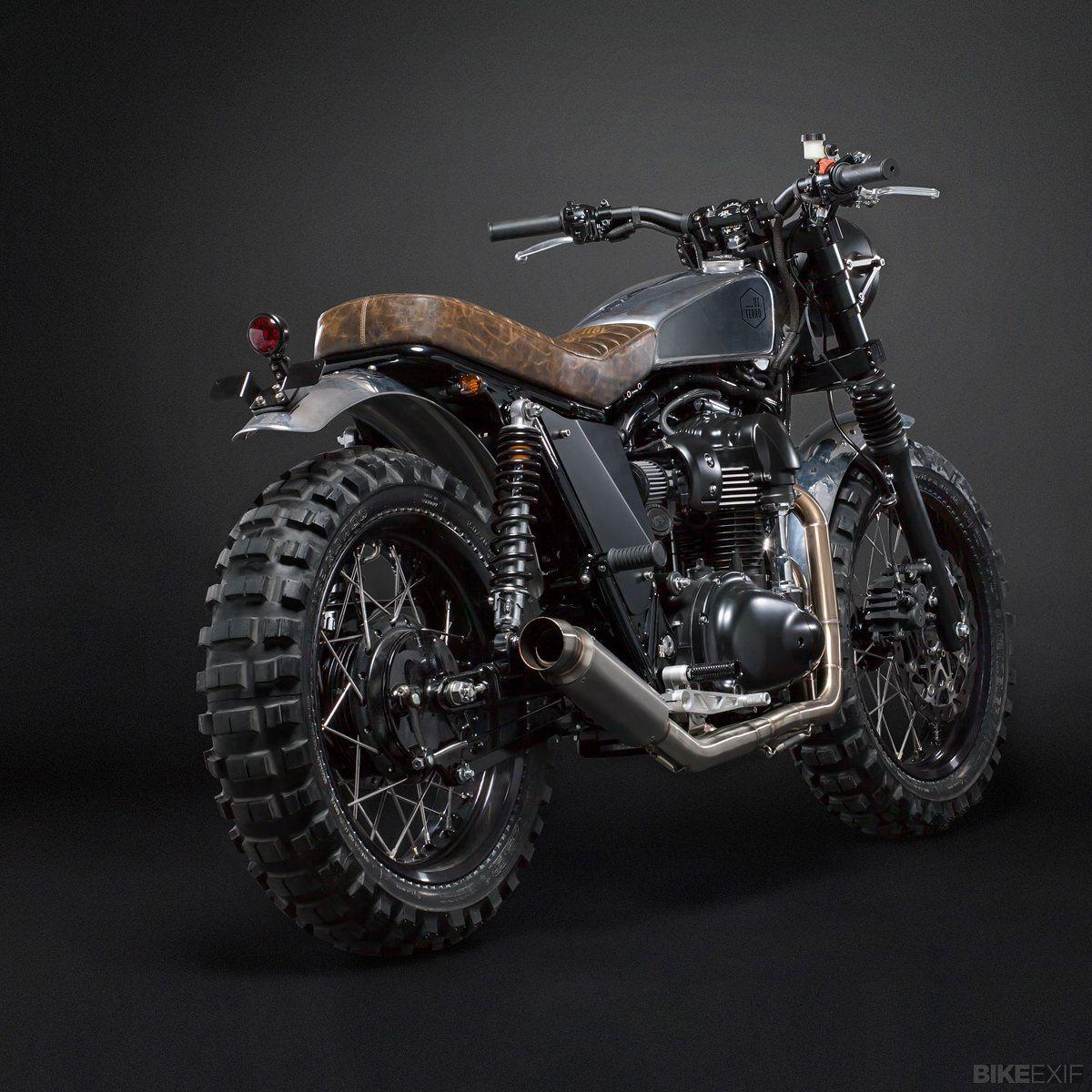The Kawasaki W800 Gets A Makeover From Italian Custom Workshop Moto Di Ferro Take Your