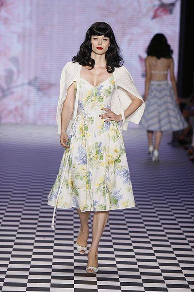 Lena Hoschek - Ready-to-Wear - Spring-summer 2011