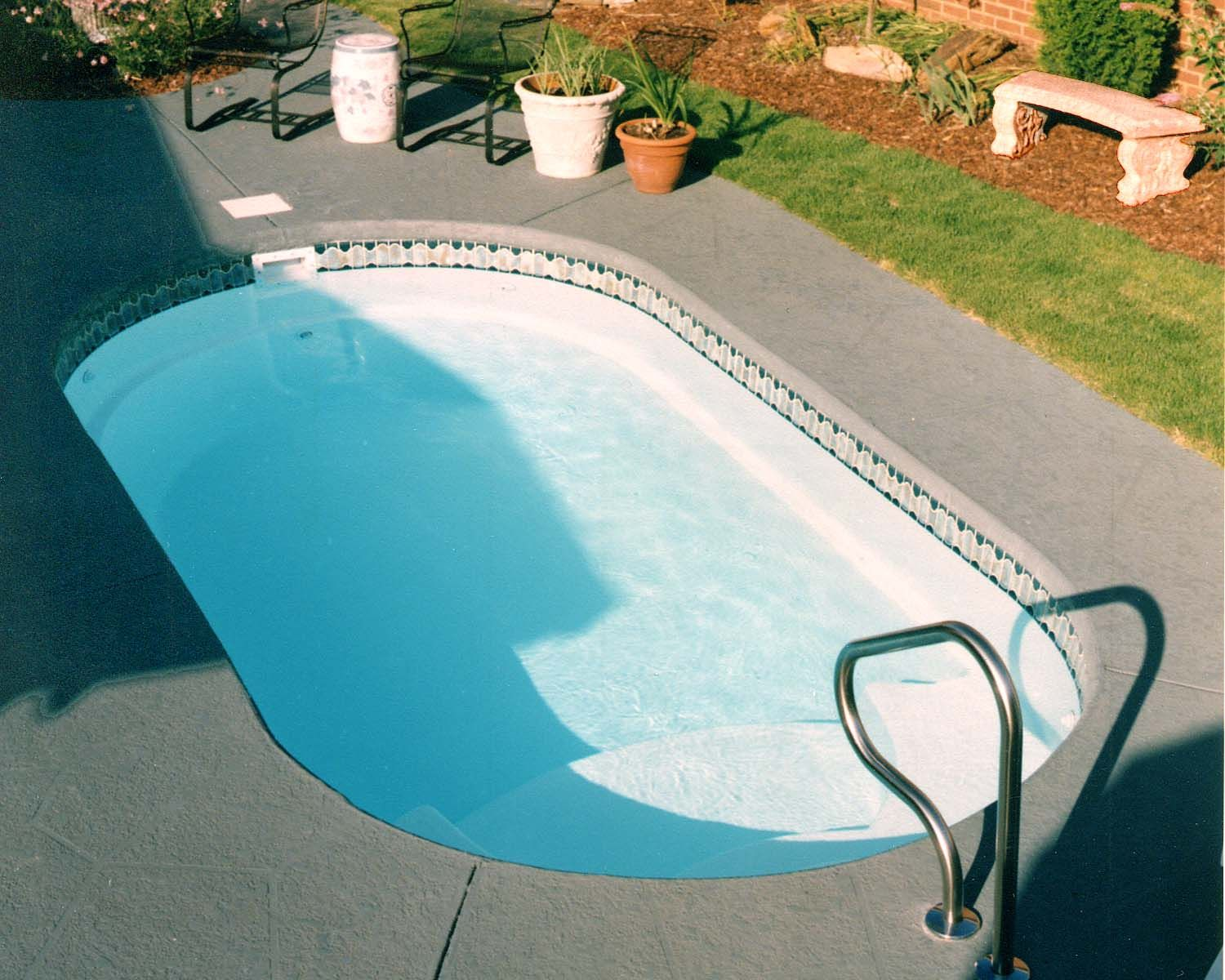 A smaller #pool selection, this is the Alaglas Citation!  Find us on Facebook, www.facebook.com/PoolsCharleston