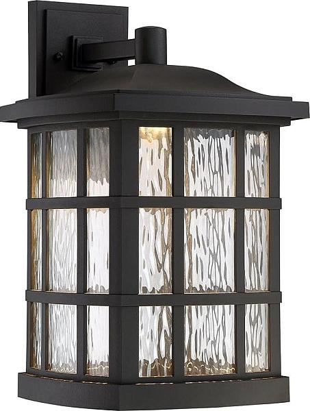 Luxury Craftsman Black Outdoor Led Wall Light Medium Lighting Outdoor Lights Patio Light Light Fixt Led Outdoor Wall Lights Outdoor Walls Outdoor Lanterns