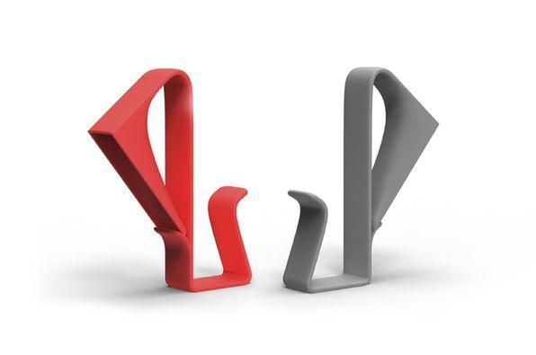 Cool Door Stopper For A Sleek Interior: The Innovative Design Of Door Stops  Provided In