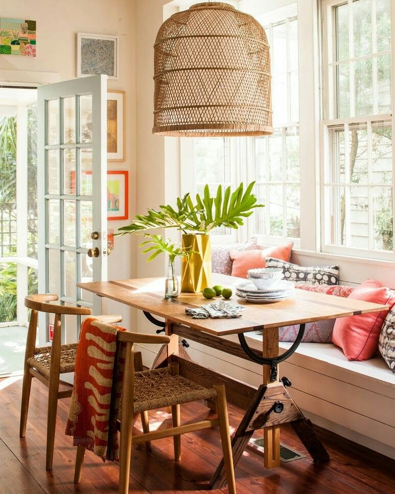 Bringing The Outdoors In Kitchen Dining Great Room: Dining Room Design, Outdoor Dining
