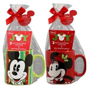 Set Jumbo Cocoa Gift 3 Cuteness Disney OzChristmas Mug Hot 6Ygv7bfy