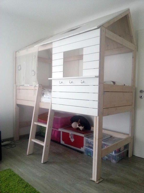 Verkaufe Hochbett Von Lifetime Bett Silver Sparkle In Waiblingen