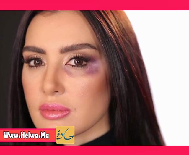 مجلة حلوة المشاهير ميساء المغربي تعرضت للعنف وجمال المرأة بقوتها