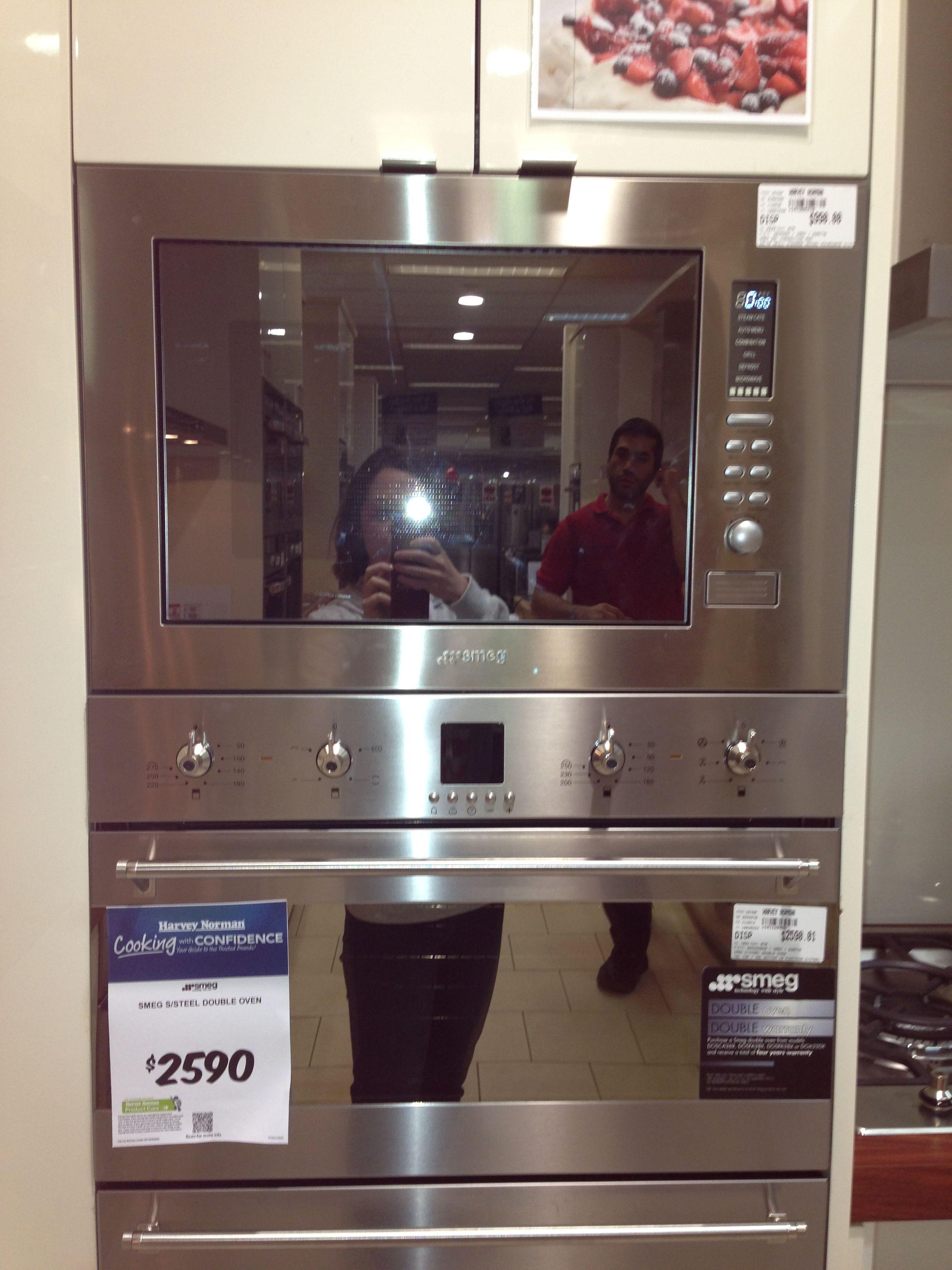 Smeg Microwave Kok