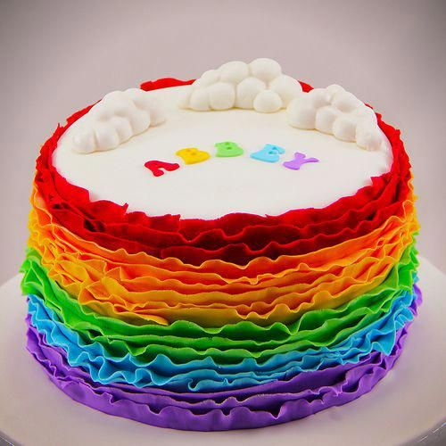 Photo of 15+ Rainbow Cakes that Look too Perfect to Eat | momooze #multicolorcake