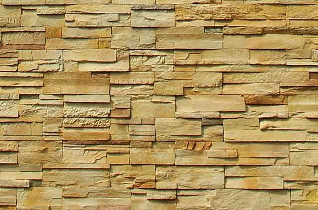 Gallery with photo examples of Natural stone wall styles. | Ben\'s ...