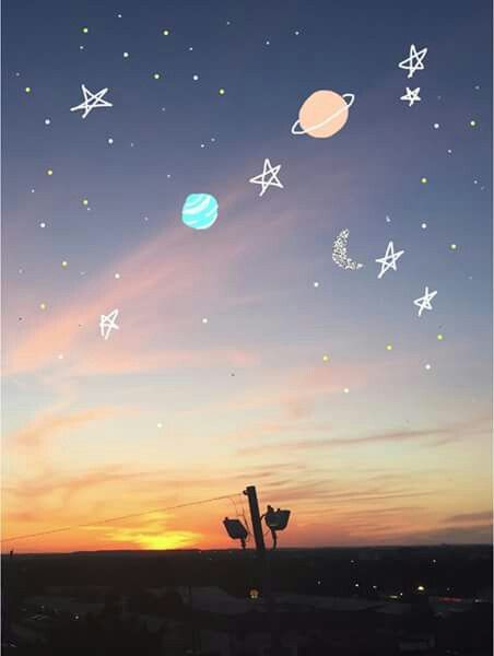 Pin By Sami Rudolf On My Likes Aesthetic Wallpapers Cute Wallpaper Backgrounds Aesthetic Space