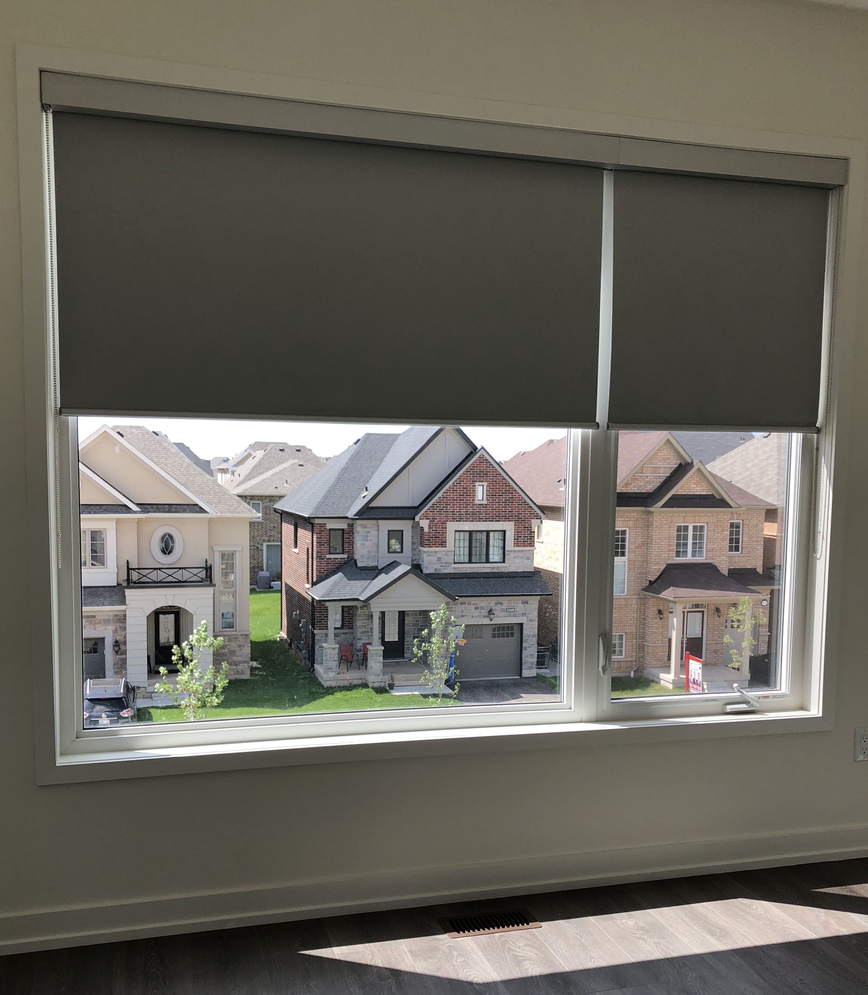 Picture Of Custom Blackout Blinds In Toronto And Gta Windowblinds