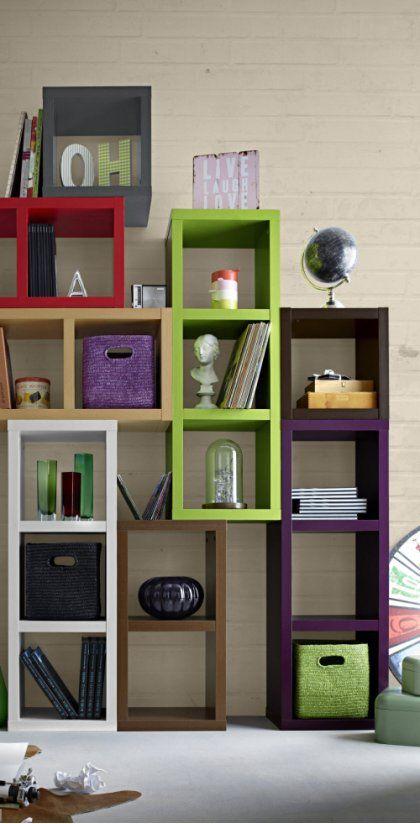 Idee su come usare kallax ikea in modo alternativo idee for Bonprix casa mobili