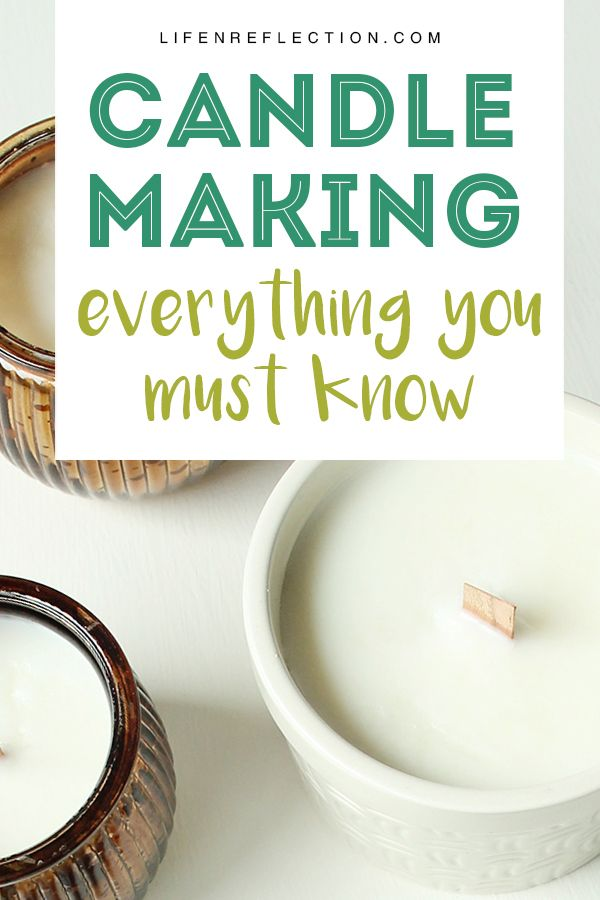 Everything DIY Candles