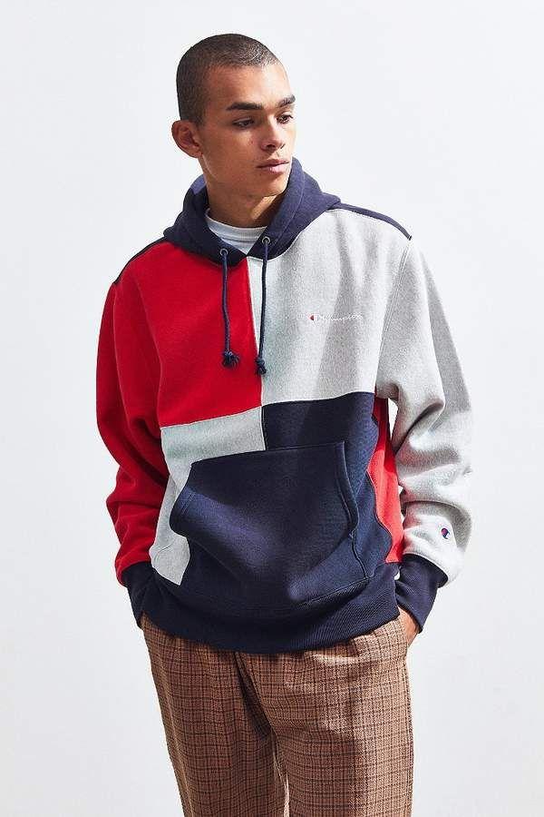 Hoodie SweatshirtProducts Champion Uo Exclusive Colorblock