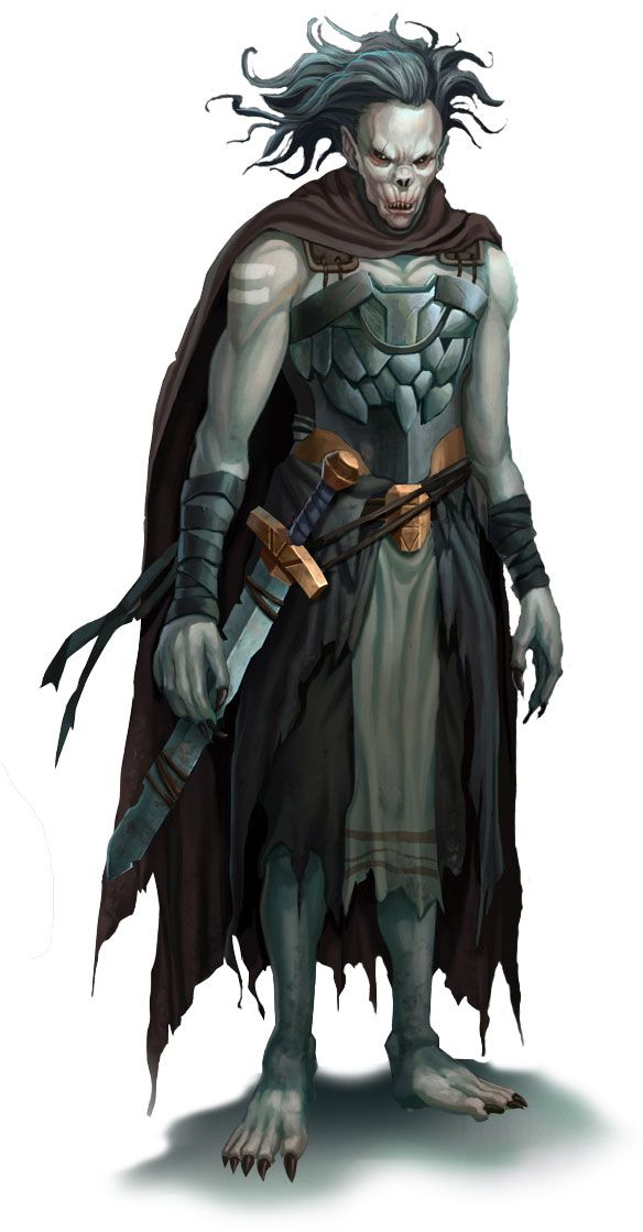 Wight A wight is an undead creature given a semblance of life through sheer violence and hatred. They could drain the life energy out of victims by touch, turning them into new wights upon death