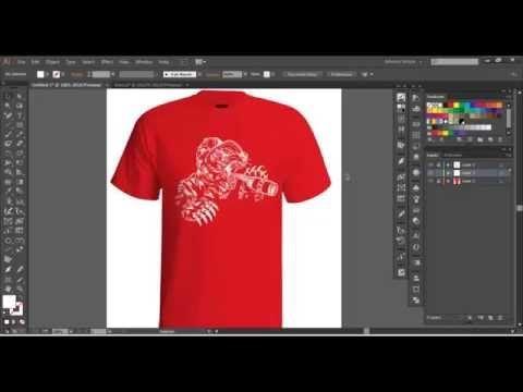 Download Inkscape Tutorial Simple T Shirt Mock Up Youtube Mockup Design Mockup Illustrator Tutorials