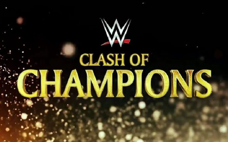 Final Card Start Time For Tonight S Wwe Clash Of Champions Event Clash Of Champions Wrestling News Wwe News