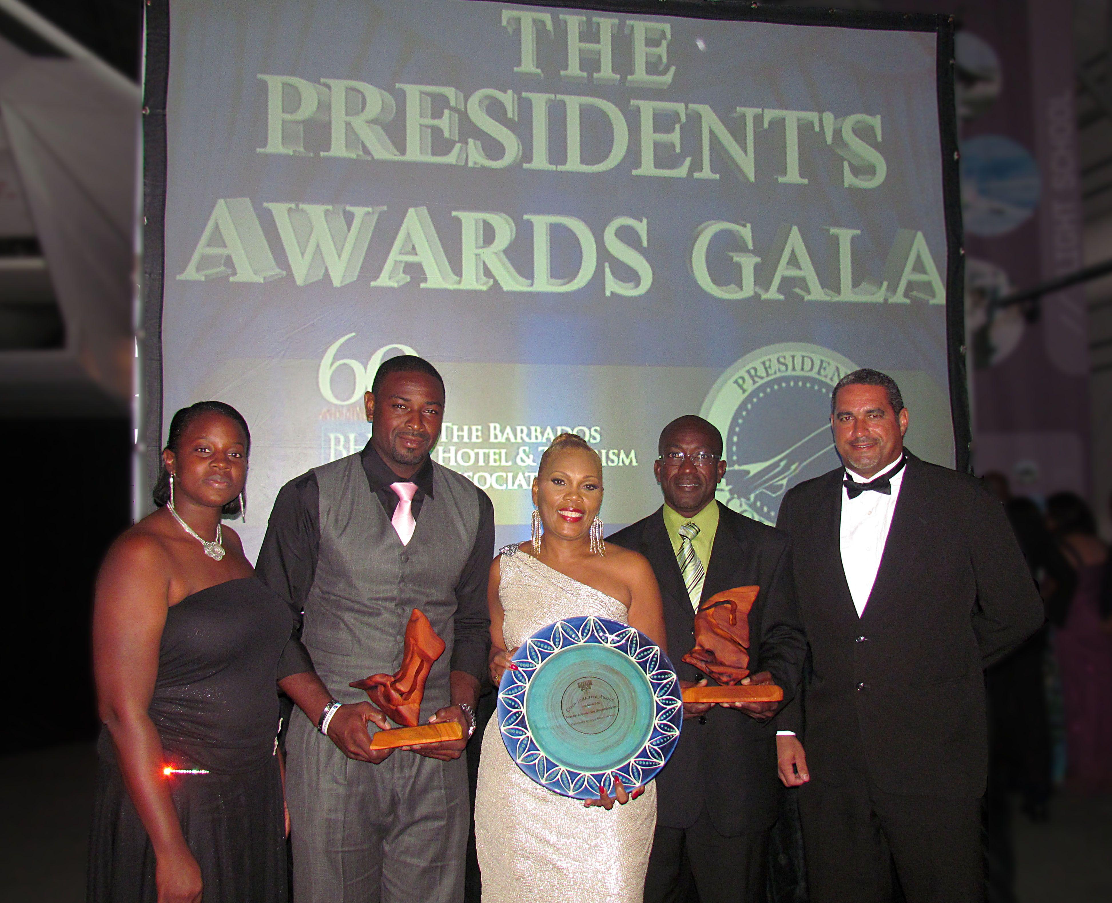 Green Initiative Award - Atlantis Submarines Barbados Inc.