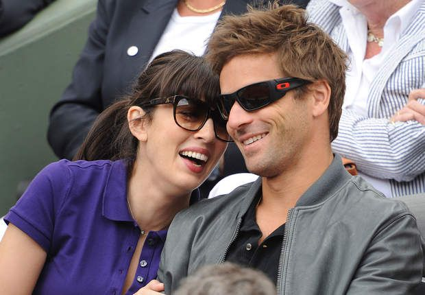Nolwenn Leroy (compagne d'Arnaud Clement)