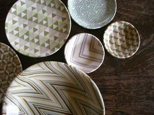 irodori窯~pattern pottery~ : 作品アップ