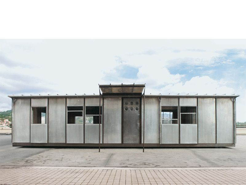 jean prouv architecture maison aluminium m tropole 1949 jean prouv pinterest jean. Black Bedroom Furniture Sets. Home Design Ideas