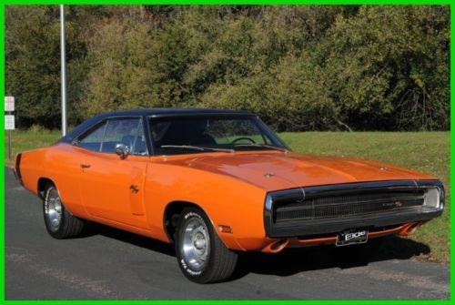 1970 Dodge Charger 1970 Dodge Charger R T 440 Rare Go Mango Orange Used Cars For Sale Dodge Charger Classic Cars Muscle Vintage Muscle Cars