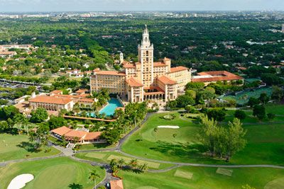 Historic Biltmore Hotel C Gables Florida
