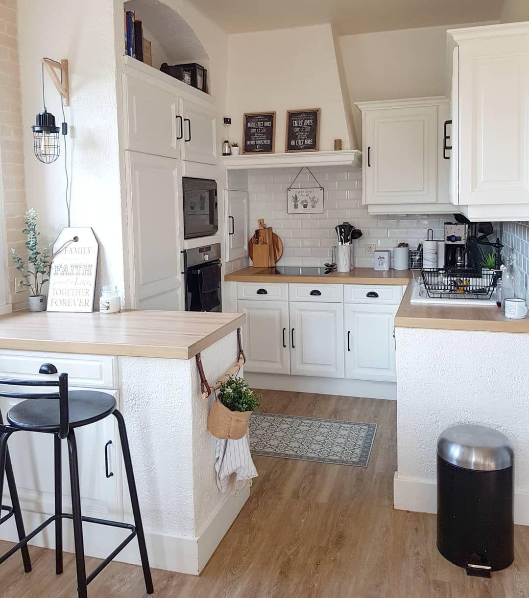 Un avant apres pour f ter la semaine de la non cuisine - Photo maison renovee avant apres ...