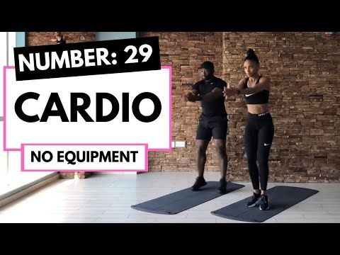 Very Sweaty Cardio Workout ➡ Anaerobic Exercise // HIIT Workouts: 29