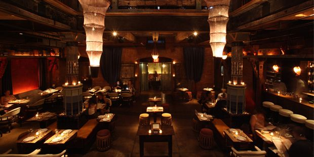 The Spice Market Meat Packing District Nyc Small Plate Menu The
