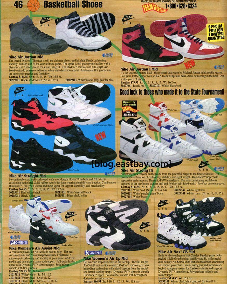 """#TBT // 1️⃣9️⃣9️⃣4️⃣ 😰 The Price For The Jordan 1s"